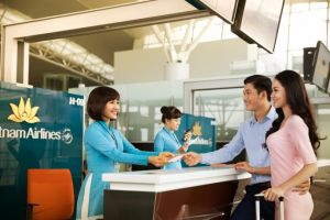 Check – in online Vietnam Airlines